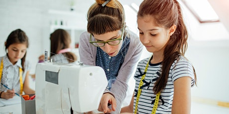 BASIC SEWING FOR CHILDREN tickets