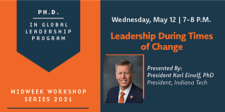 Leadership During Times of Change tickets