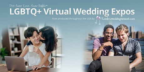 Cleveland, OH LGBTQ+ Virtual Wedding Expo tickets