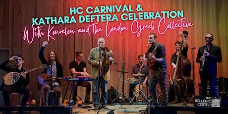 HC Carnival and Kathara Deftera Celebration tickets