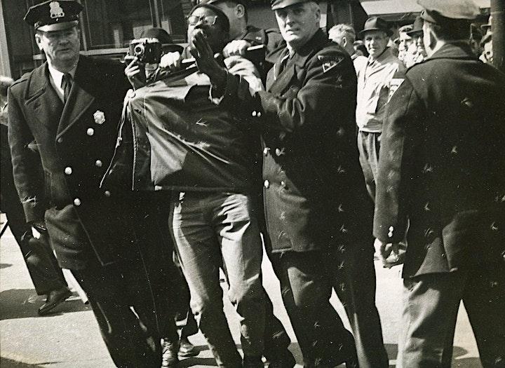 Civil Rights & School Segregation in Chester, PA 1960's image