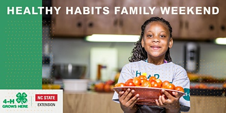 Healthy Habits Family Weekend tickets
