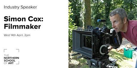 Industry Speaker: Simon Cox: Writer & Director tickets