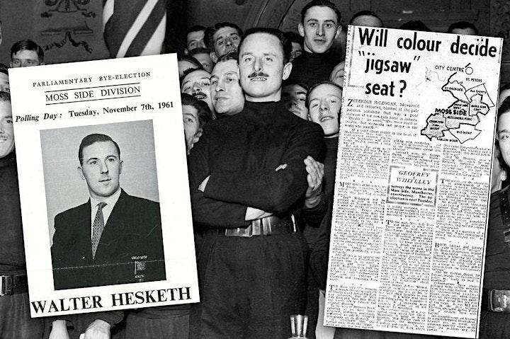 Hitler's Plans for Manchester – Zoom Talk-Tour with Ed Glinert image