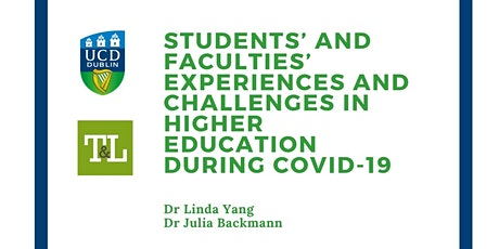Students' and Faculties' Experience during COVID-19 Pandemic ingressos