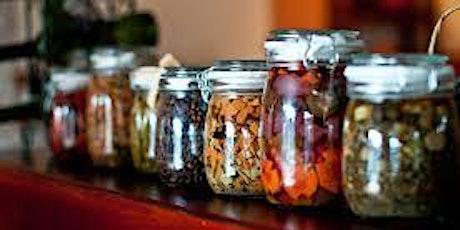 Talk : Preserving food naturally, with Meg Clarke & Jacky Sutton-Adam tickets