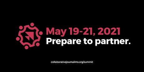 2021 Collaborative Journalism Summit tickets