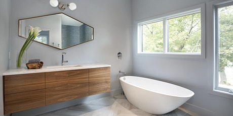 Hampden Design + Construction Presents Spa-Inspired Shower Solutions tickets