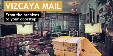 Vizcaya Mail : A Historic Subscription Service - April tickets