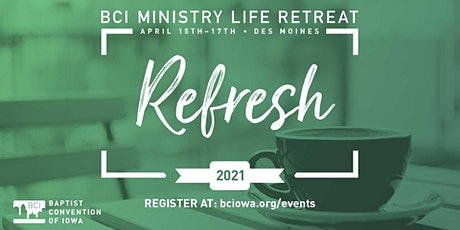 Ministry Life Retreat tickets
