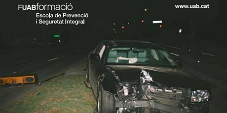 Sesión informativa: Posgrado en Investigación de Accidentes de Tráfico UAB boletos