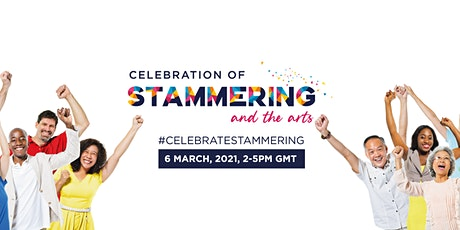 Celebration of stammering and the arts tickets