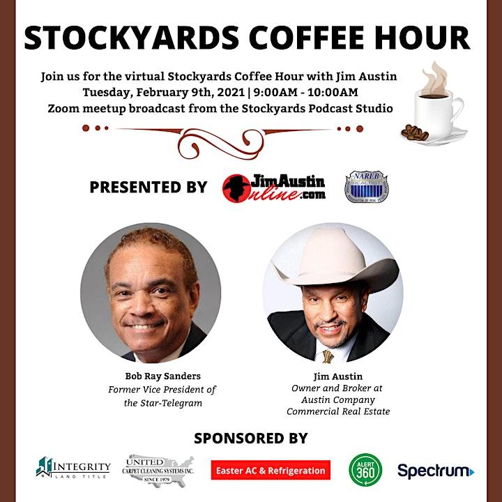 Virtual Stockyards Coffee Hour image