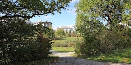 Visite guidée à travers l'Arboretum du Kirchberg - Parc Klosegrënnchen tickets