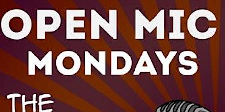 Open Mic Mondays tickets