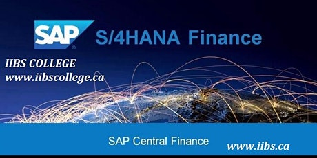 SAP S/4 HANA Finance Training from North American SAP Consultant tickets