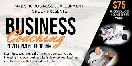 Business Coaching Development Program tickets