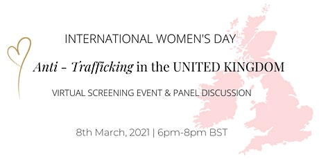 International Women's Day Event: Anti-Trafficking in the United Kingdom tickets