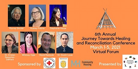 Journey Towards Healing and Reconciliation Conference tickets