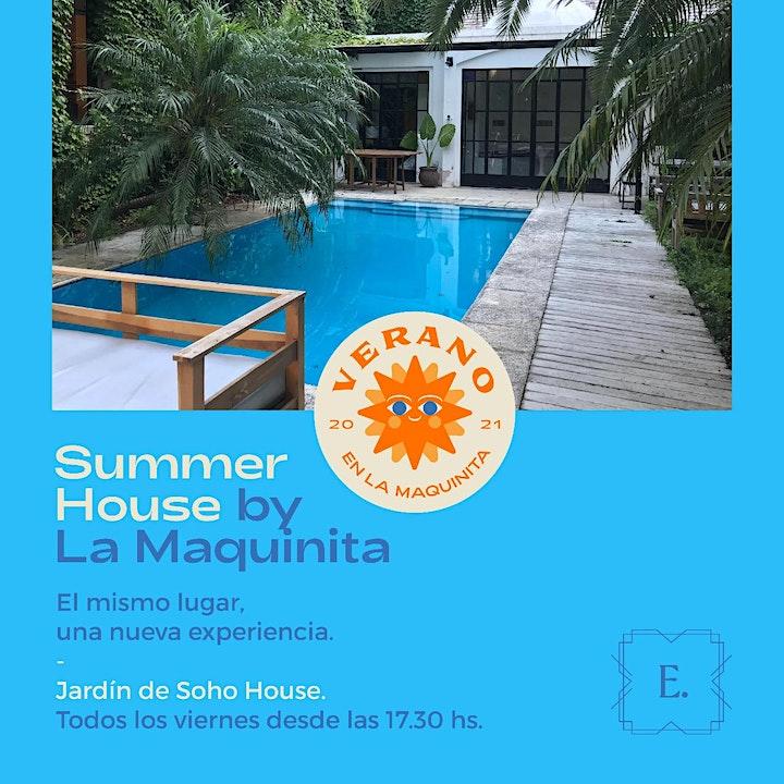 Imagen de Summer house by La Maquinita