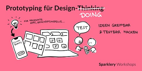 Prototyping für Design-Thinking tickets