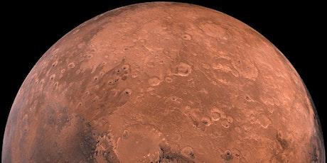 Exploring Mars (virtual) tickets