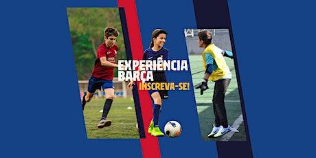 Experiência Barça na Sede da Zona Sul ingressos