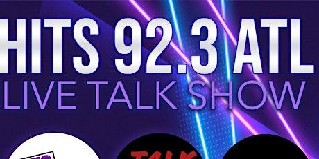 HITS 92.3 TALK SHOW LIVE tickets