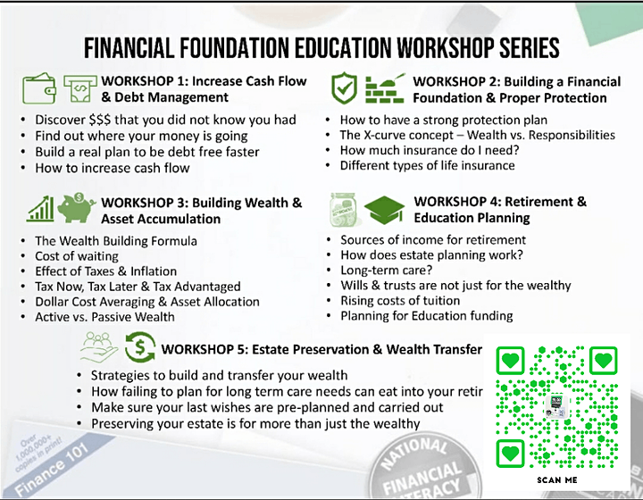 Copy of Financial Education Workshop-Daily Weekday Event 2021 image