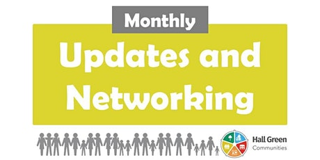 Hall Green Communities Monthly Networking Meeting tickets