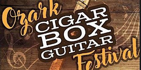 Ozark Cigar Box Guitar Music Festival tickets