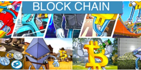 $50! Blockchain, Decentralized Apps (DApps) and Cryptocurrencies Training tickets