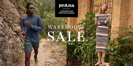 prAna Warehouse Sale - Costa Mesa, CA tickets