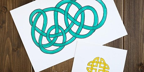 Celtic Knots Illustration Workshop tickets