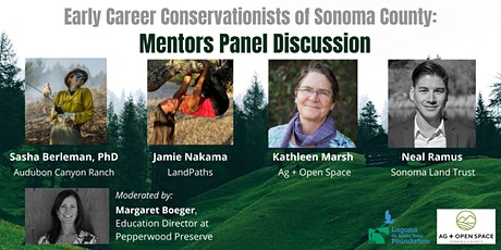 Early Career Conservationists: Mentors Panel Discussion tickets