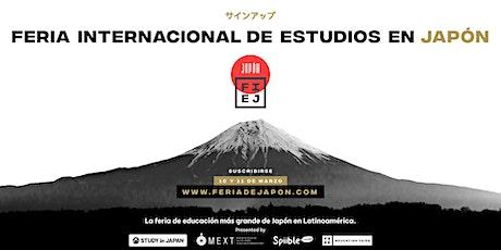 Feria Internacional de Estudios en Japón – 2da Edición entradas