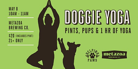 Doggie Yoga: Pups, Pints, and Poses tickets