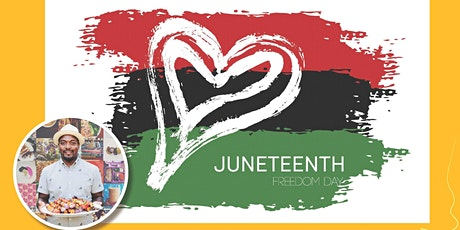 Juneteenth Fireside Chat and Cooking Demostration with Chef Bryant Terry tickets