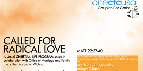 Called for Radical Love tickets