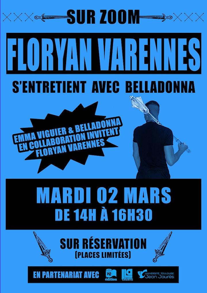 Image pour Floryan Varennes s'entretient avec Belladonna