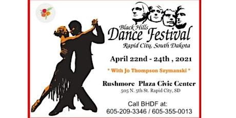 25th Black Hills Dance Festival 2021 tickets