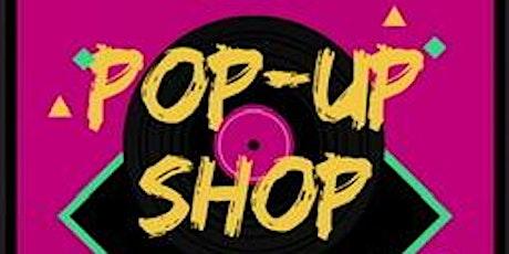 Pop Up Shop Turn Up! tickets