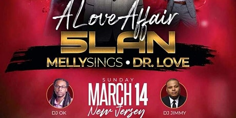 A DR Love affair with 5Lan & Melly Sings tickets