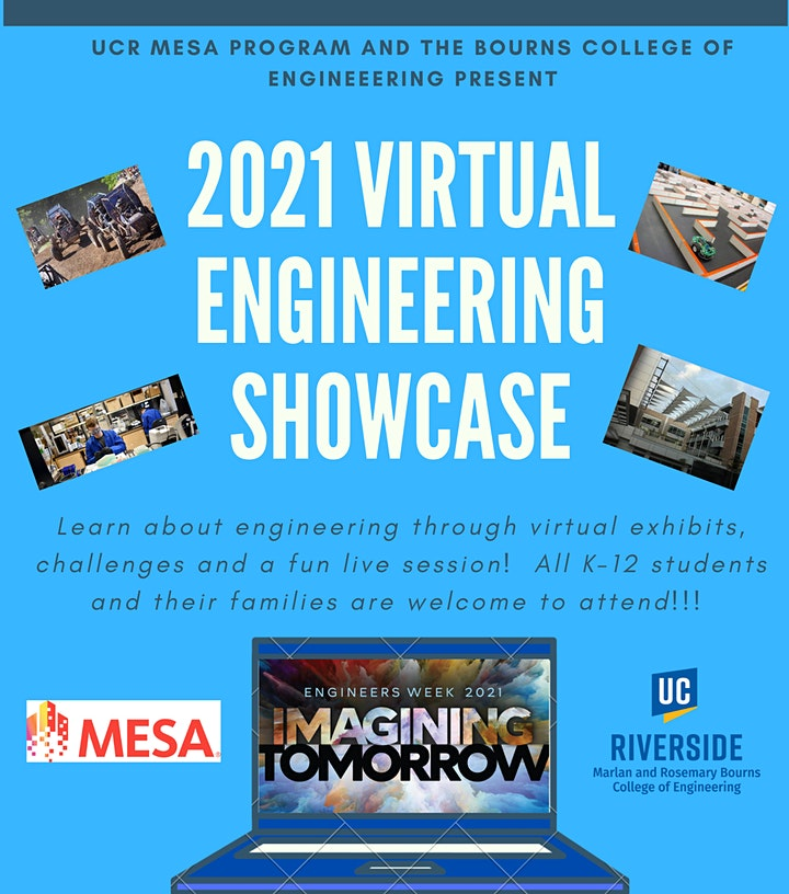 BCOE/MESA ENGINEERING SHOWCASE 2021 image