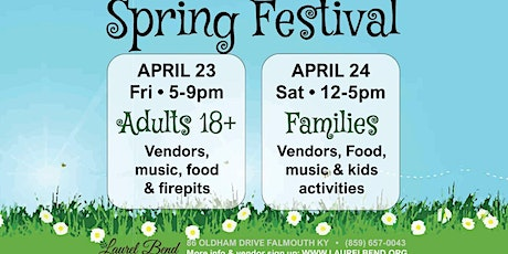 Spring Festival (Family Day Free) tickets
