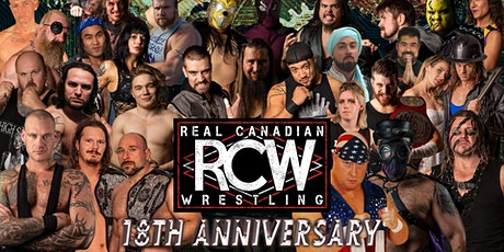 RCW 18th Anniversary Show tickets