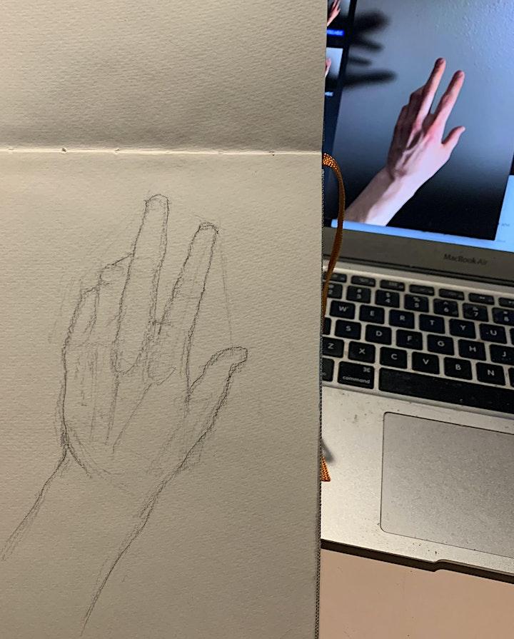 Harwood Art School: Open Draw image