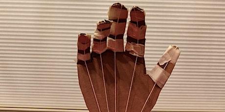 Maker Workshop Grades 6 -8:  Make a Mechanical Hand tickets