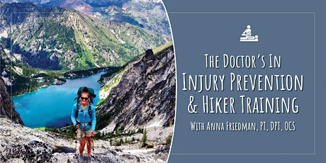 The Doctor's In: Injury Prevention & Hiker Training tickets
