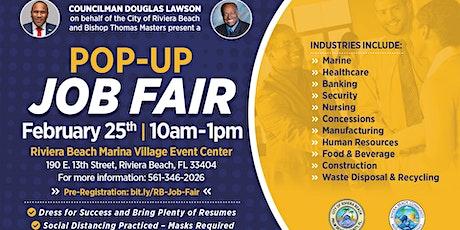 Pop-Up Job Fair tickets